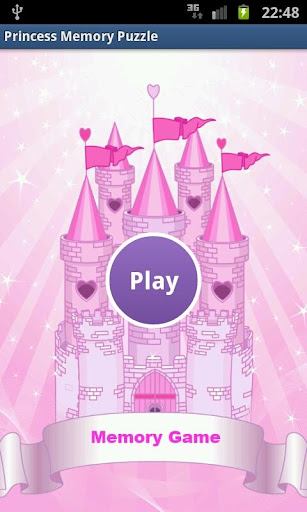 Princess Memory Game FREE