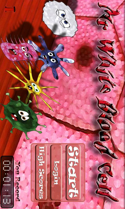 Mr White Blood Cell- screenshot