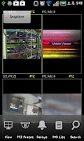 Screenshot of iDVRVue