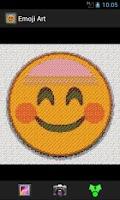Screenshot of Emoji Art