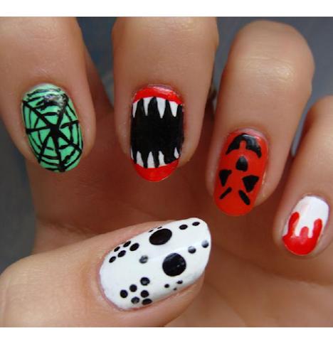 Nails Design Tutorial