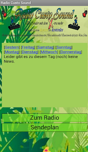 Radio Custo Sound