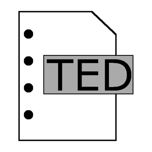 TinyTEd - text editor
