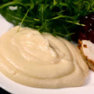 Rich and Creamy Mashed Potatoes.