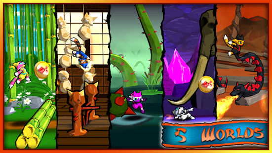 Ninja Kitty- screenshot thumbnail