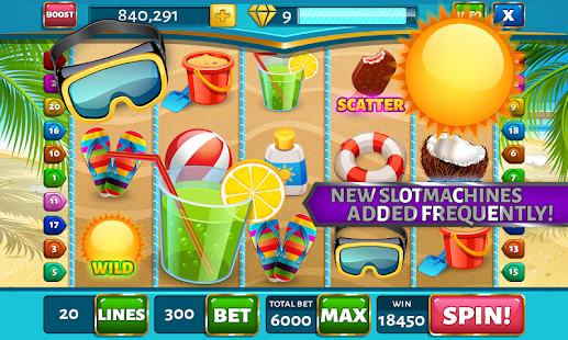 Slots Billionaire- screenshot thumbnail