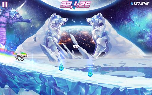 【免費街機App】Robot Unicorn Attack 2-APP點子