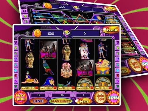 Mega Las Vegas Jackpot Slot