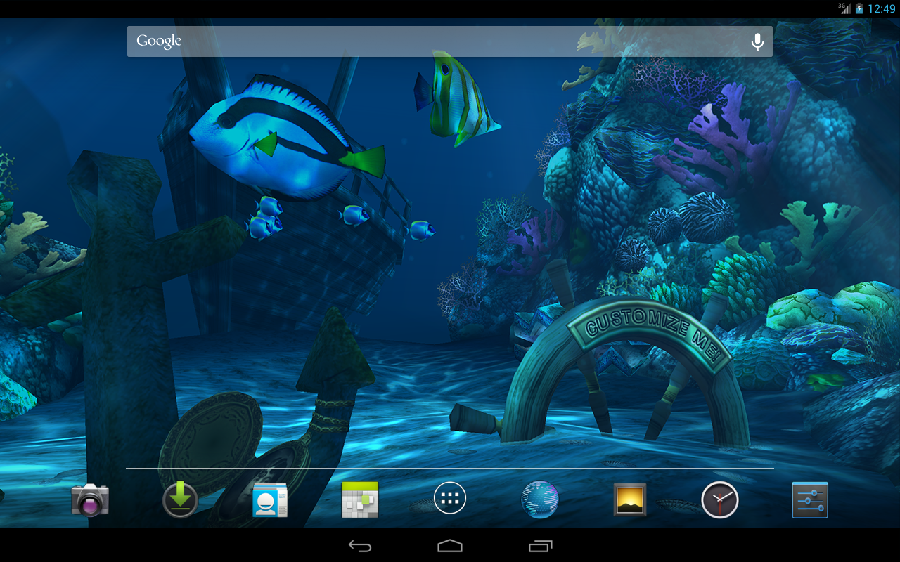 Ocean HD - screenshot