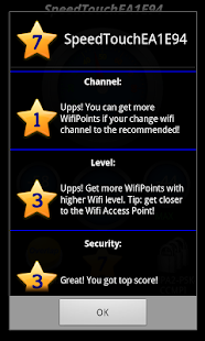 WIFI Optimizer PRO Screenshot