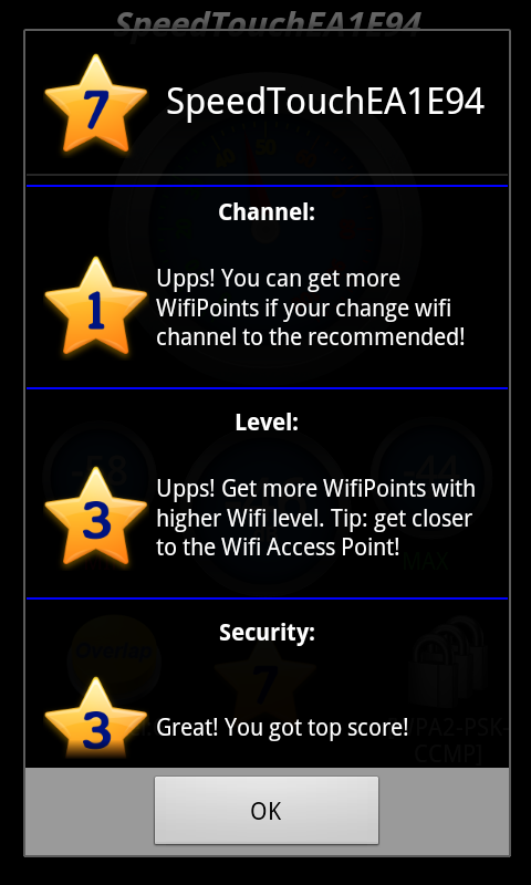 WIFI Optimizer PRO - screenshot