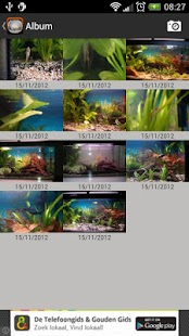 Aquarium Logbook - screenshot thumbnail