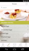 Screenshot of Egg Timer