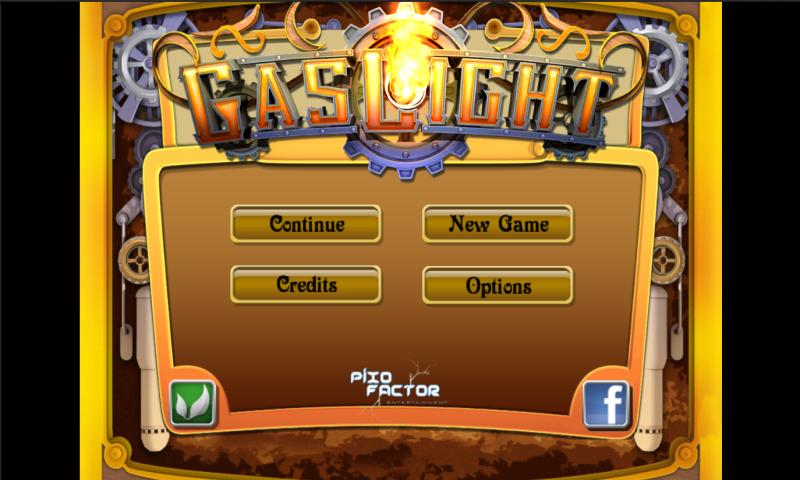 Gaslight - screenshot