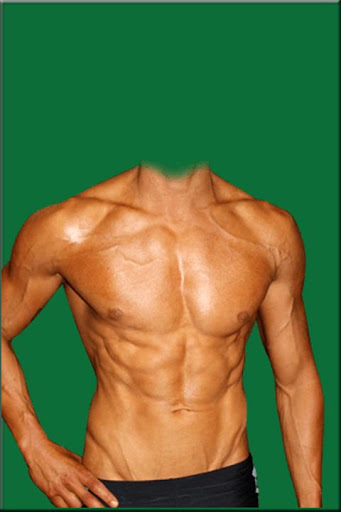 Man Body Builder Photo