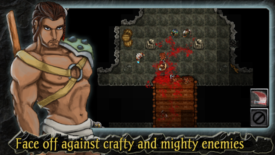 Heroes of Steel RPG Screenshot 21