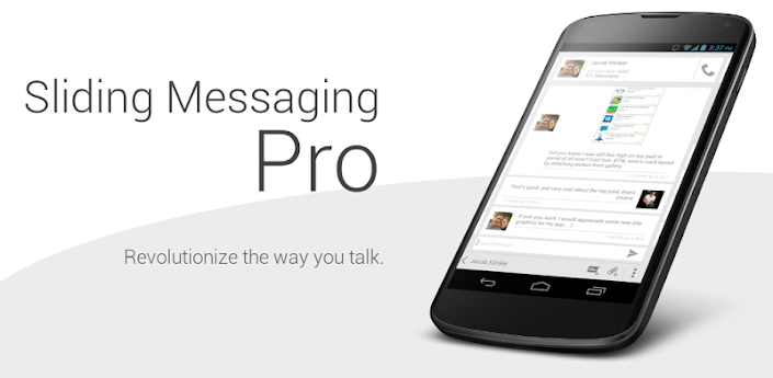 Sliding Messaging Pro v6.12