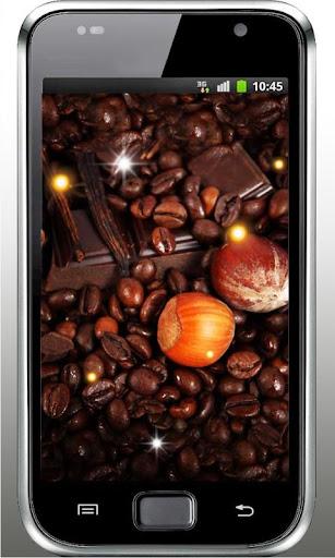 Chocolate n Coffee HD LWP