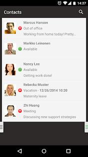 AllTele Mobilklient app (apk) free download for Android/PC/Windows screenshot