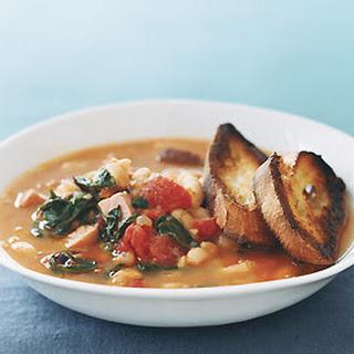 Fast White-Bean Stew