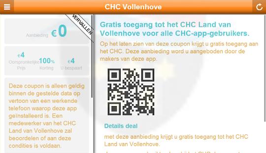 CHC Land van Vollenhove - screenshot thumbnail