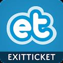 ExitTicket icon