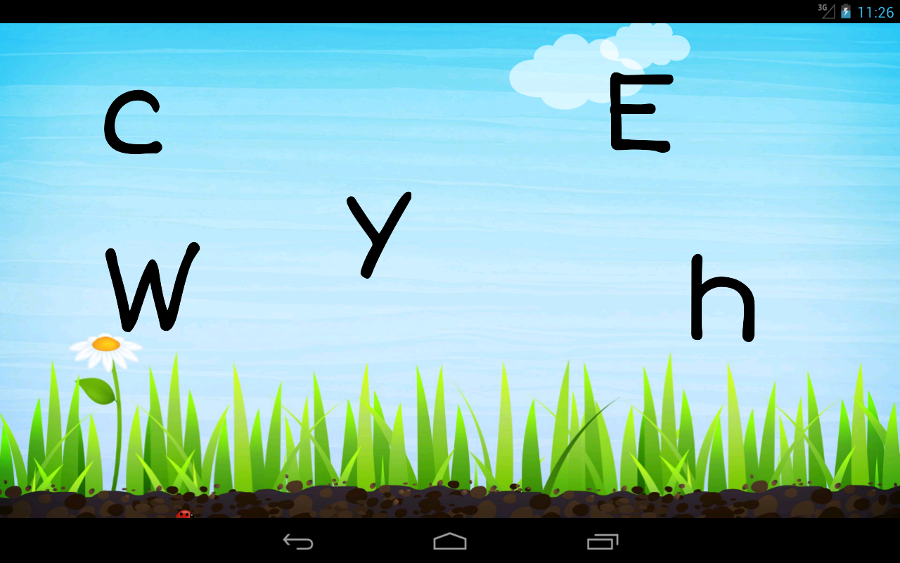 Learn the Alphabet (ABCs)- screenshot