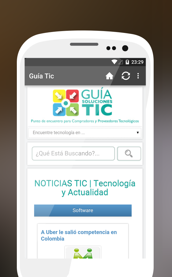 Guía TIC- screenshot