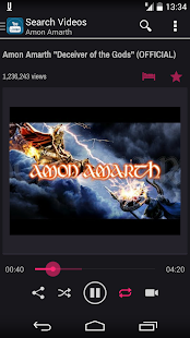 uListen (YouTube Audio) - screenshot thumbnail