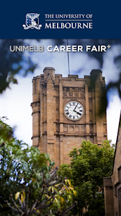UniMelb Career Fair Plus- screenshot thumbnail