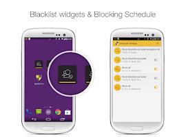 Screenshot of BlackList Pro