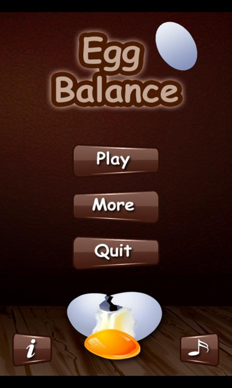 Egg Balance - screenshot