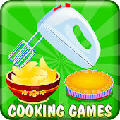 Apple Cobbler Cooking Games