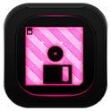 ICON PACK|FadedHotPink icon