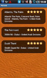 Dubai Travel Guide screenshot 3