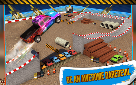4x4 Monster Truck Stunts 3D 1.8 screenshot 641617