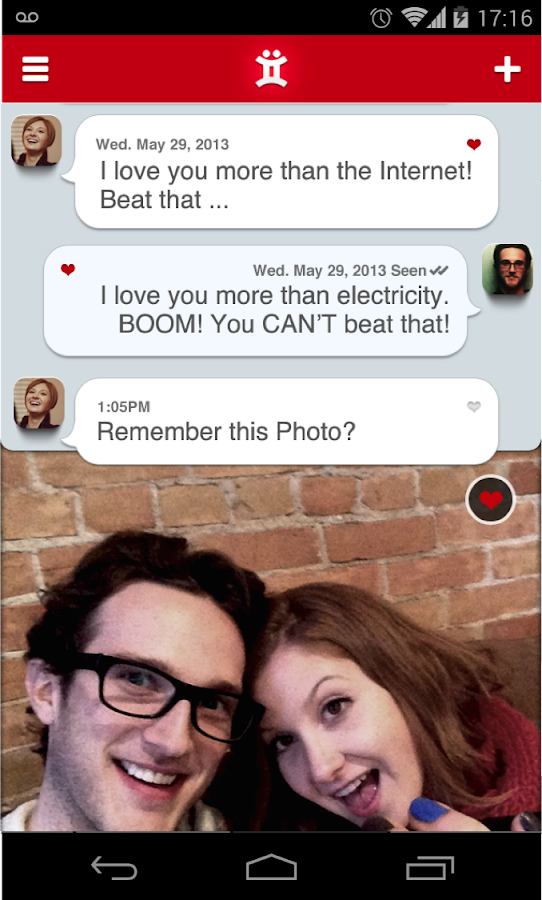 Twyxt, for your relationship- screenshot