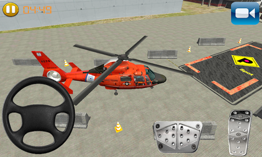 Helicopter Parking Challenge