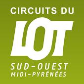 Circuits du Lot