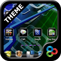 Tech GO Launcher EX Theme icon