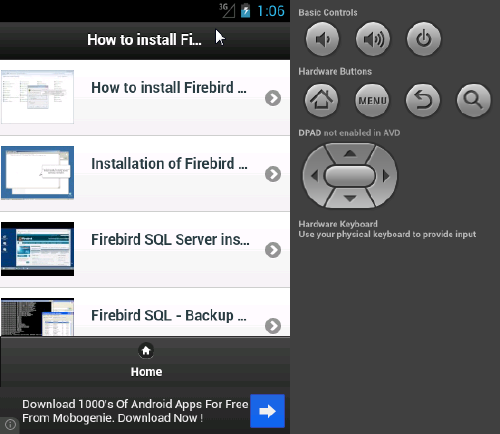 【免費娛樂App】How to install Firebird server-APP點子