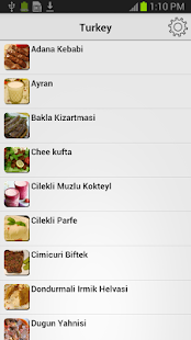Muslim Recipes - Halal Food- screenshot thumbnail