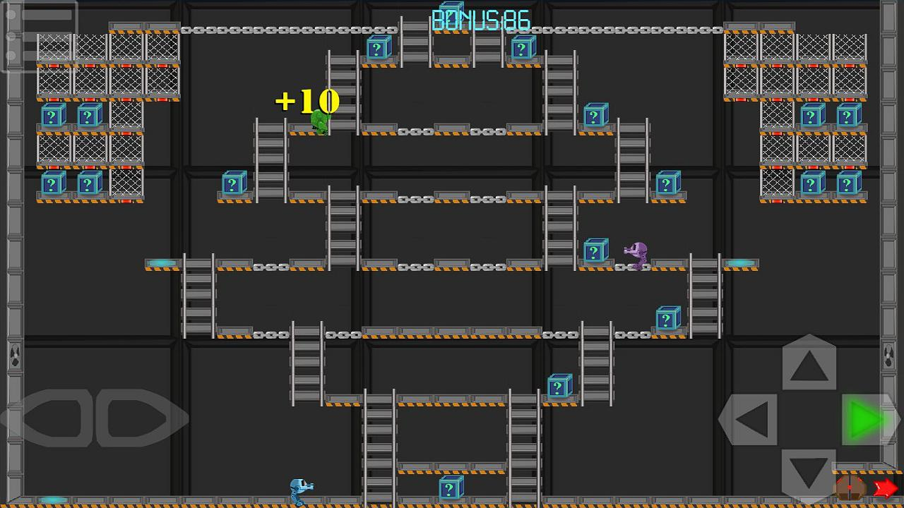 Roborunner - screenshot