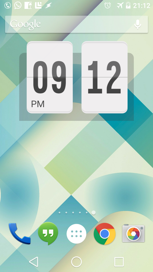 Ultimate custom widget (UCCW) - screenshot