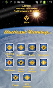 Hurricane Warning - screenshot thumbnail
