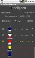 Screenshot of Neste Tippeligakamp 2015