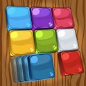 Blu Slider Puzzle Free icon