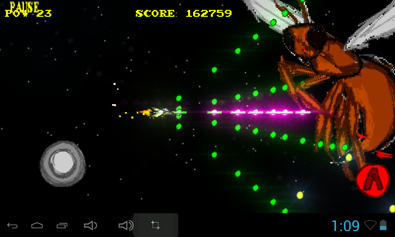 Codename: Space Killer Demo- screenshot
