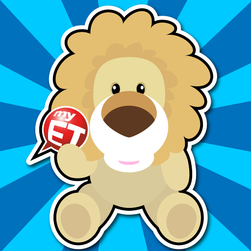 MyET Talking Lion 教育 LOGO-玩APPs