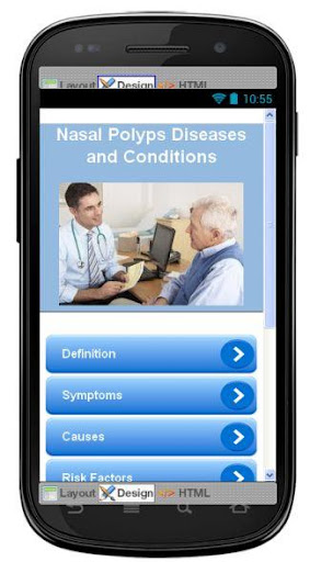 Nasal Polyps Information